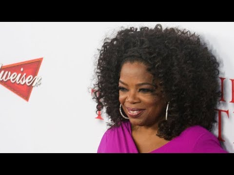 Oprah Winfrey inspires hopes of 2020 presidential run