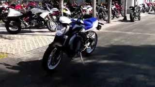 6. 2014 MV Agusta Brutale 800 Italia Walkaround Video at Euro Cycles of Tampa Bay