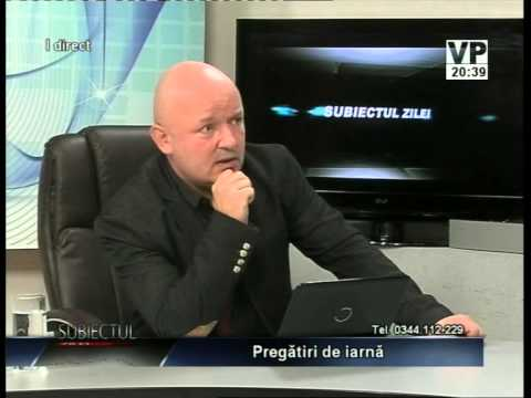 Emisiunea Subiectul zilei – Donald Constantin – 26 noiembrie 2014