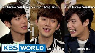 Video Kim Woobin, Lee Junho, Kang Haneul at a girls' campus (Entertainment Weekly / 2015.03.27) MP3, 3GP, MP4, WEBM, AVI, FLV Januari 2019