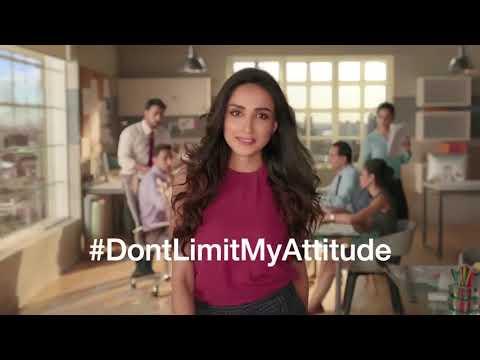 #DontLimitMyAttitude