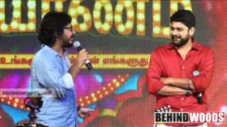 Aaha Kalyanam Audio Launch 2 - BW