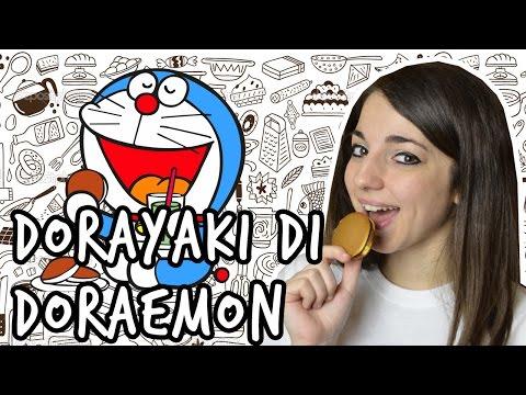 ricetta veloce dolcetti dorayaki di doraemon