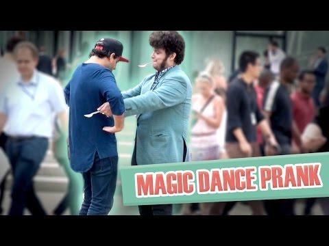 The Magic Dance Prank