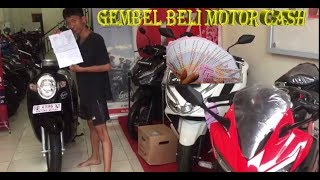 Video GEMBEL PRANK DI HONDA! TERNYATA BELI MOTOR CASH MP3, 3GP, MP4, WEBM, AVI, FLV April 2019
