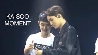 Download Video EXO D.O & Kai having fun but Chanyeol.. MP3 3GP MP4