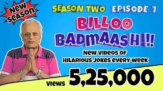 Video BILLOO BADMAASH   Comedy Show in Hindi   Episode 01   Season 2   Full VIDEO MP3, 3GP, MP4, WEBM, AVI, FLV Juli 2018