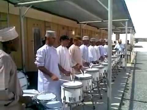 جنس عماني اغاني عمان - فرقة عمان طبول الجاز.