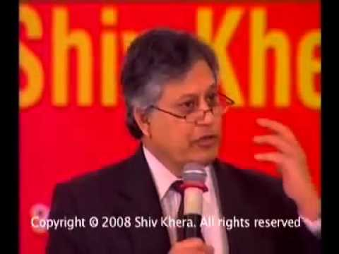 Shiv Khera   Motivational Speaker in India  Corporate Training India  Leadership Training India