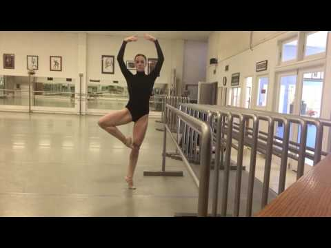 FootWork, BarreWork & FloorWork - In The Studio with Ballerina Badass