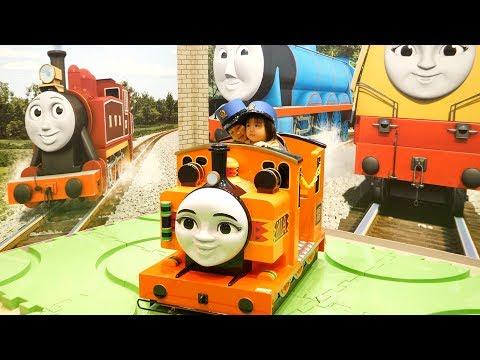 トーマスタウン新三郷にいってきた2019 Thomas to …