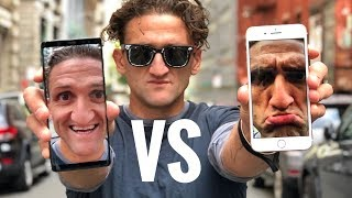 Video iPhone 8 Plus vs. Note 8 ULTIMATE 4K VIDEO COMPARISON MP3, 3GP, MP4, WEBM, AVI, FLV Februari 2018