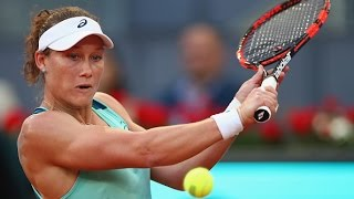 Tennis Highlights, Video - 2016 Mutua Madrid Open Quarterfinal | Sam Stosur vs Patricia Maria Tig | WTA Highlights