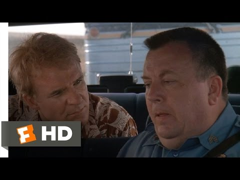 Leap Of Faith (1/10) Movie CLIP - Scamming A Cop (1992) HD