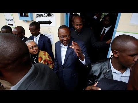 Κένυα: Δεν αποδέχεται την επανεκλογή Κενυάτα η αντιπολίτευση