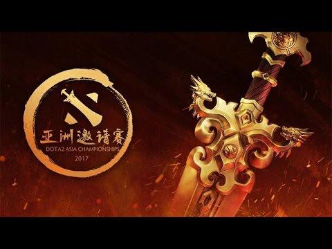 OG vs Invictus Gaming - Dota 2 Asia Championships 2017 - IG vs OG - DAC 2017