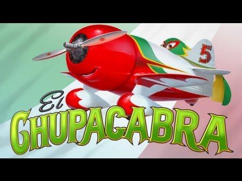 Planes (Promo 'Meet El Chupacabra')