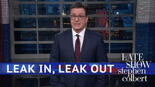 Video What Happens In The White House, Leaks From The White House MP3, 3GP, MP4, WEBM, AVI, FLV Mei 2018