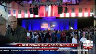 Dickson City (PA) United States  city photos gallery : Full Speech: Donald Trump Rally in Scranton, PA 11/7/16