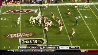 Christian Jones vs Georgia Tech (2012)