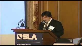 SLA Annual Meeting 2011 Closing Remarks