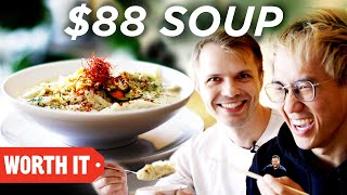 Video $13 Korean Soup Vs. $88 Korean Soup MP3, 3GP, MP4, WEBM, AVI, FLV Agustus 2019