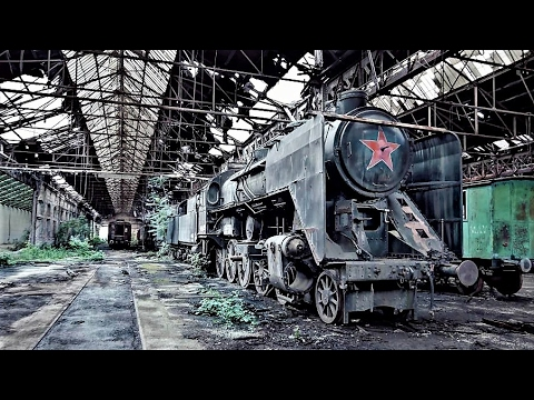 13 Creepiest Abandonned Soviet Era Places