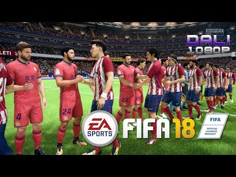 FIFA 18 PC Gameplay 1080p 60fps