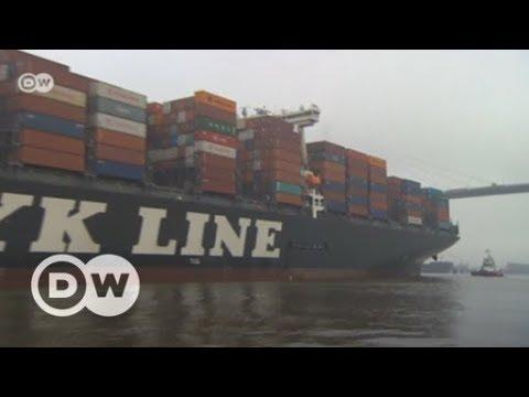 Freihandel: Klare Kante aus Hamburg | DW Deutsch