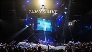 "Zeki Alamo - ZA360* ""SI"" LIVE  ( Video Clip Official ) ."