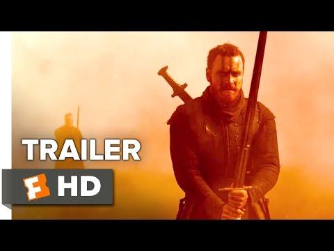 Macbeth Official US Release Trailer (2015) - Michael Fassbender War Drama HD