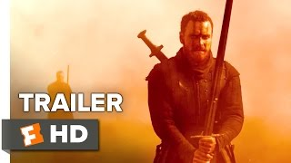 Macbeth Official US Release Trailer (2015) - Michael Fassbender War Drama HD