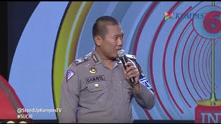 Video Gamayel: Polisi yang Humanis (SUCI 6 Show 1) MP3, 3GP, MP4, WEBM, AVI, FLV April 2019
