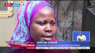KTN Prime: Most Wanted Terrorist Suspect Gunned Down In Mombasa, 27/9/2016