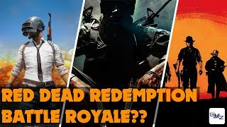 1 Million PUBG Bans + Black Ops IV + Red Dead Redemption Battle Royale