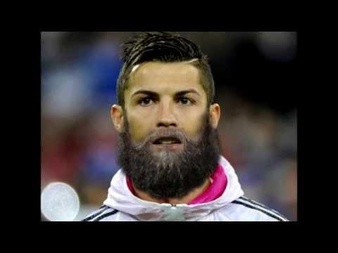 Самые бородатые футболисты |  most bearded Footballers