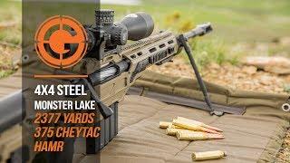 Video Gunwerks HAMR SLAYS Steel at 2,377 Yards MP3, 3GP, MP4, WEBM, AVI, FLV Juli 2017