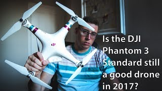 Scott talks about the DJI Phantom 3 Standard and if this drone from 2015 is still good in 2017 despite DJI's extensive releases...