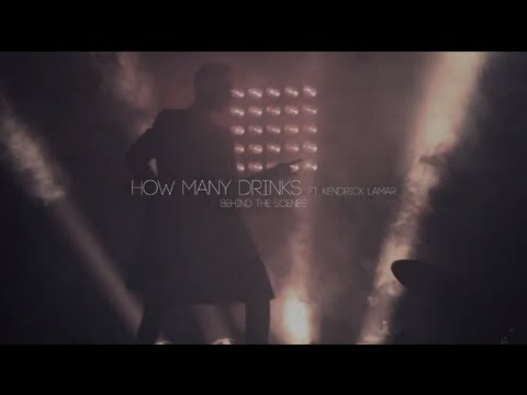 Miguel – How Many Drinks Remix? ft. Kendrick Lamar (Behind the Scenes)