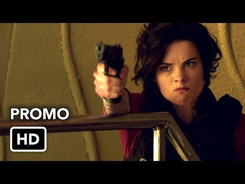 Blindspot Season 1 (Promo 'The Female of Jason Bourne')