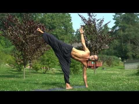 Практика йоги. Геннадий Болгов. Часть 1