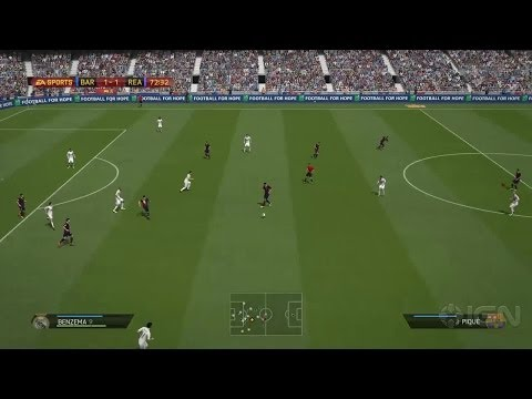 fifa 12 playstation 3 controls