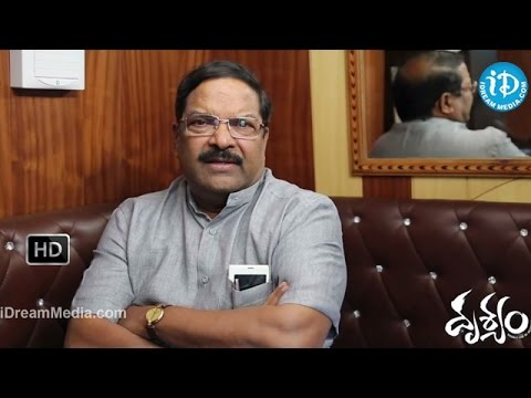 K S Rama Rao Talks About Venkatesh Drishyam Movie Success