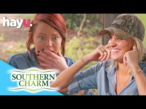 Kathryn Dennis Tells The Ladies What Whitney's Like In Bed! | Season 6 | Southern Charm