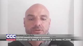 Novedades en San Martín