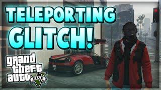 GTA 5 Online Glitches - Teleport Anywhere Glitch Tutorial! (Teleporting Glitch) Coca Cola Secrets/Facts:...
