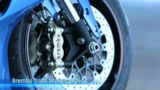 8. 2012 Suzuki GSXR1000 Promo Video