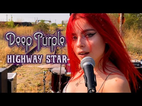 "Deep Purple  ""Highway Star"" Cover"