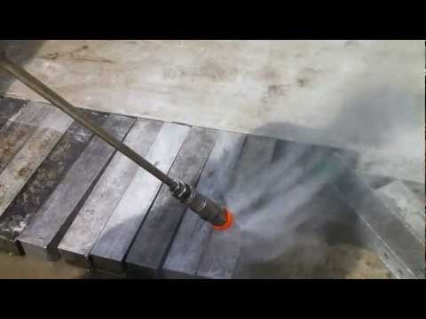 Creative Engineering Solutions Malaysia- Formwork Concrete Cleaning