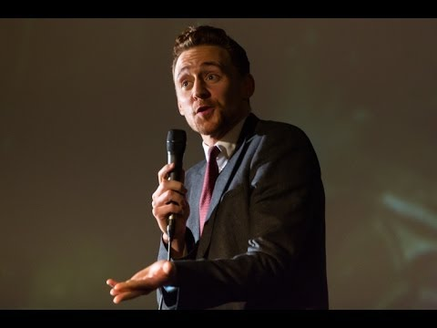 owen - http://www.popcorntaxi.com.au 'Thor: The Dark World' star Tom Hiddleston visited Popcorn Taxi this week for an exclusive hour-long Q&A talking about life, ac...